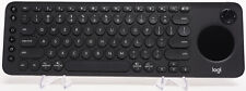 Logitech K600 TV Wireless Keyboard with Integrated Touchpad