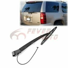 Rear Windshield Wiper Arm Blade Set Fit Chevy Tahoe Suburban 1500 2500 07-13 FM