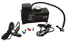 Kompressor elektrische Luftpumpe Ballpumpe 220v & 12v Betrieb 54323