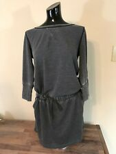 The North Face Womens MEDIUM Marlowe Dress Charcoal Grey - NWT $70