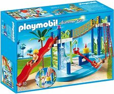 Playmobil 6670 Summer Fun - Zona de Juegos Acuática - New and sealed