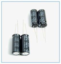 (10pcs) 1800uf 16v Rubycon Radial Electrolytic Capacitor ZLH 16v1800uf Long Life