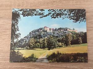 AK - Festung Königstein / Elbe / Sächs Schweiz