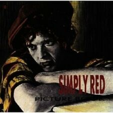 SIMPLY RED-PICTURE BOOK 'REMASTER' CD POP 10 TRACKS NEW+