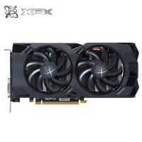 Used XFX RX 470 4GB 256bit GDDR5 desktop pc gaming graphics cards video card