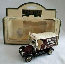 LLEDO DAYS GONE 1912 RENAULT VAN VAN HOUTEN'S COCOA DIECAST BOXED DG85004