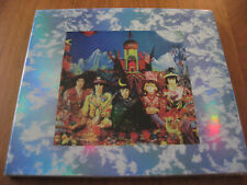 THE ROLLING STONES their satanic majesties request CD ROCK BEATLES PINK FLOYD