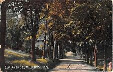 1907 Homes Elm Ave. Millerton NY post card Dutchess County