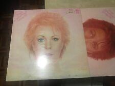 """FRIDA ABBA SPANISH 12"""" LP SPAIN CARNABY 82 + INNER - SOMETHING'S GOING ON"""