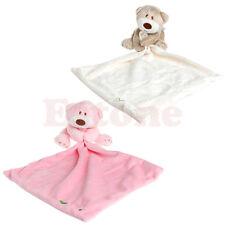 Baby comforter plush stuffed lavables manta peluche suave juguete bien