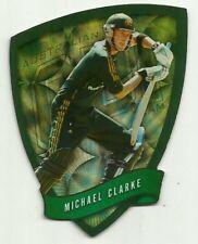 2009/10 Select Cricket Australia DIE CUT FDC23 MICHAEL CLARKE ODI TEAM CARD ACB