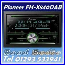 Pioneer Stereos & Head Units with Cassette