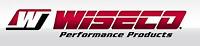 Kawasaki KX125 04-08 Wiseco Top End Piston Gasket Kit  Stock 54mm Bore PK1603