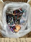 6.3Lbs Broken & Wearable Mixed Jewelry Lot for Crafting or Jewelry Making FC673