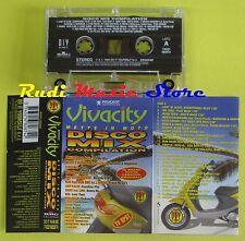 MC DISCO MIX compilation 1999 PREZIOZO EIFFEL 65 MIRANDA NEJA no cd lp dvd vhs