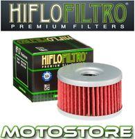 HIFLO OIL FILTER FITS SUZUKI DR600 1985-1991