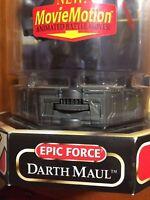 Hasbro Star Wars Episode I Epic Force Darth Maul Rotate 360 Degree Figure-New