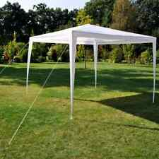 HI Gazebo 3x3m White Outdoor Garden Patio Shelter Party Tent Canopy Marquee