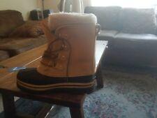 mountain tek snow boots 10