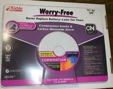 Kidde P3010K-CO Battery-Operated Combination Carbon Monoxide and Smoke Alarm