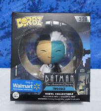 Funko Dorbz Two Face # 228 Batman Black Friday Walmart Exclusive Vinyl Figure