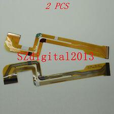 """2pcs / """"Fp-380"""" New Lcd Cable Flex Para Sony Dcr-Hc23e Hc24e Hc26e Hc28e Hc35e"""