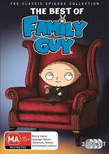 Family Guy - The Best Of (DVD, 2012, 3-Disc Set) LIKE NEW CONDITION FAST POST R4