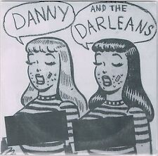 """DANNY & DARLEANS Don't ask the question 7"""" demolition doll rods dirtbombs gories"""