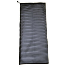 """NEW Carrying Mesh Drawstring Gear Bag for Snorkeling Fins - 25"""" by 11"""" - DB005"""