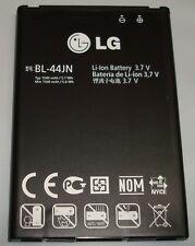 OEM TMobile LG Mytouch 4G T E739 Battery BL-44JN Optimus Slider LS700 1540mAh