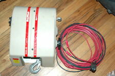 TAYLOR made TRAILER WINCH 12V BOAT WEIGHT UP TO 7000lbs MODEL # 250 new