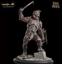 Uruk Hai Swordsman - Herr der Ringe Weta Statue 1/6 Lords of the Rings