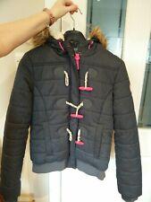 Ladies Superdry Winter Jacket Medium in Great Condition