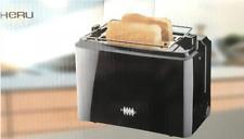 Heru Toaster 98101 mit integriertem Brötchenaufsatz