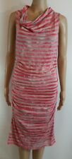 Pink&Grey Kenneth Cole Dress Tall&Skinny Size 2 Comfortable Dress Womens New Tag