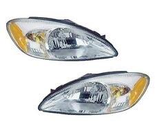 NEW Ford Taurus 00-07 Set of Left and Right Headlights Headlamps Pair Eagle Eye