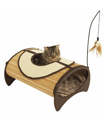 RosewoodJolly Moggy Ultra Chic Bamboo Cat Pod - NQP*