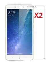 """2 X (2 Pack) Tempered Glass Screen Protector for Xiaomi Mi Max 2 6.44"""""""