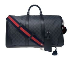 GUCCI Soft GG Supreme carry-on duffle Travel Bag SOLD-OUT ❤️