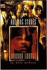 Rolling Stones ~ Voodoo Lounge #1 ~ Illustrated Dave McKean ~ Marvel Music ~ Sc
