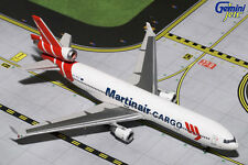 GEMINI JETS MARTINAIR MD-11CF 1:400 DIE-CAST MODEL PH-MCP FINAL FLIGHT GJMPH1195