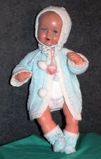 Puppe  Babypuppe Spielzeug Schildkröt  Strampelchen antik  # 6247 Spielzeug