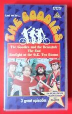 THE GOODIES VIDEO VHS GOODIES & THE BEANSTALK THE END BUNFIGHT AT OK TEA ROOMS