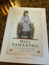 Meet Samantha An American Girl Book #1 Paperback The American Girls Collection