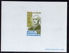 New Caledonian French & Colonies Proof, Essay Stamps