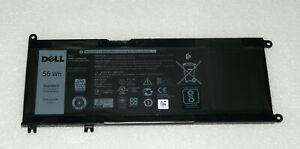 New Genuine Dell Inspiron 15 7570 7586 7577 17 7778 7779 Battery 33YDH 1GDDK 56W