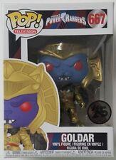 ON HAND Funko POP Goldar #667 MMPR Mighty Morphin' Power Rangers Figure