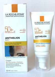 La Roche Posay Anthelios KA+ SPF50 + High Sun Protection Cream 1.69oz Exp 01/23