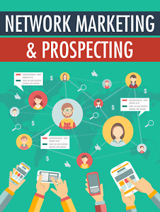 Network Marketing Prospecting with Master Resell Rights fast delivery