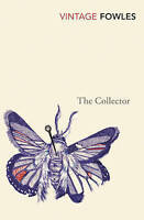 The Collector by John Fowles Paperback Book Free Shipping!